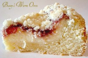 Berry Cream Cheese Coffee Cake –  I Love Baking Entry