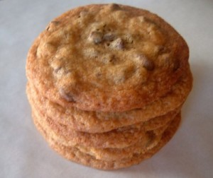A New Toll House Cookie Recipe and An Award