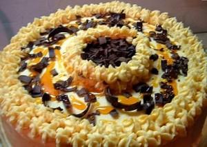 Daring Baker Challenge – Caramel Cake with Caramelized Butter Frosting