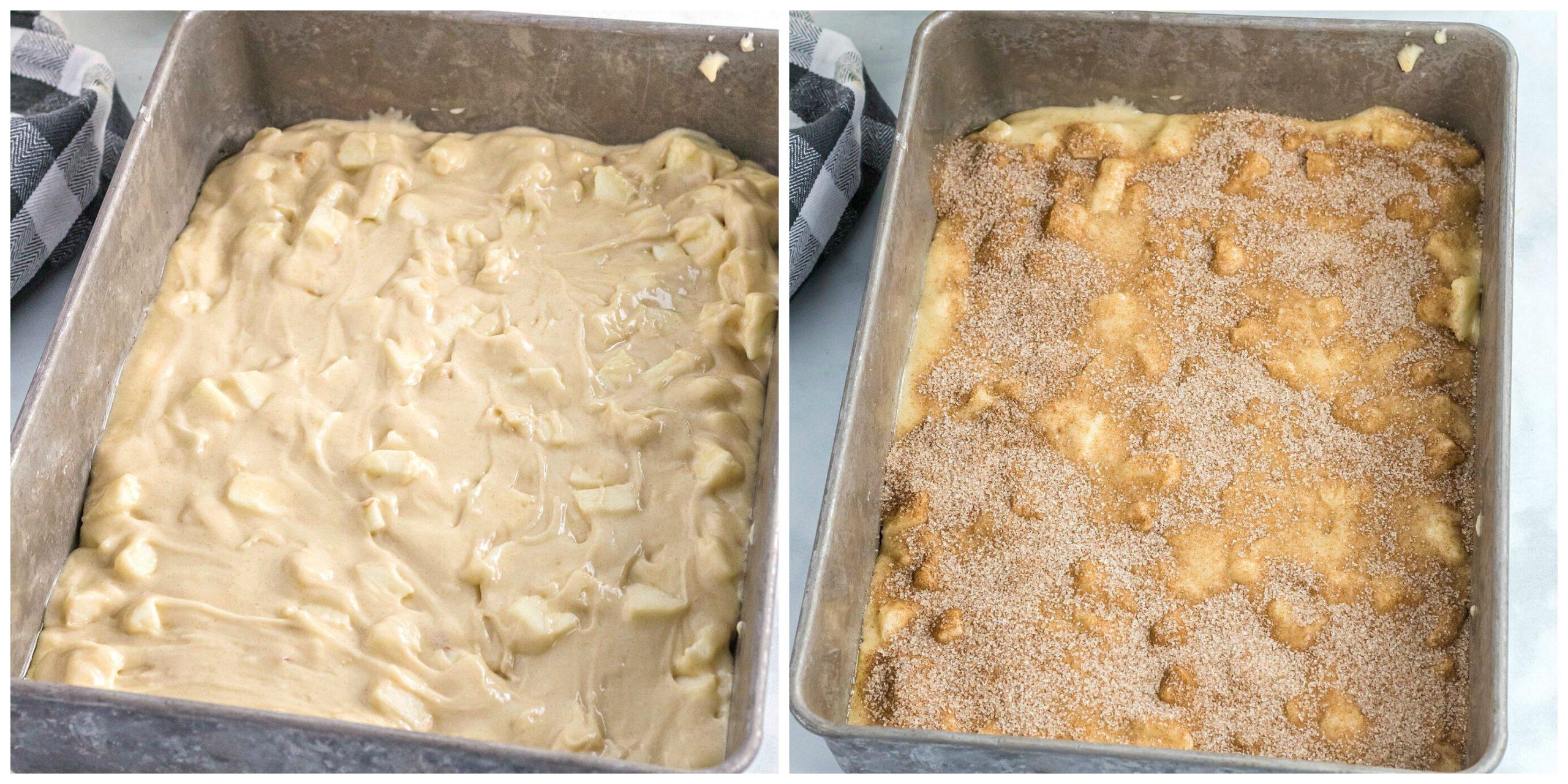 Apple Harvest Cake