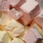 Homemade Strawberry and Lemon Marshmallows