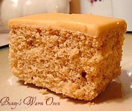 Butterscotch Finger cakes