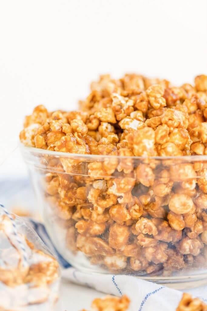 amish caramel corn