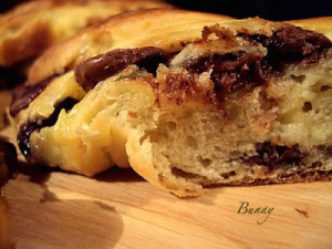 chocolate braid