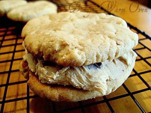 Peanut Butter Sandwich Cookie