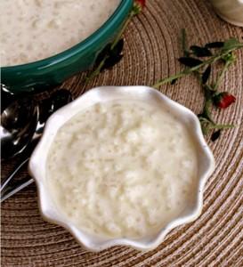 CopyCat Kozy Shack Rice Pudding