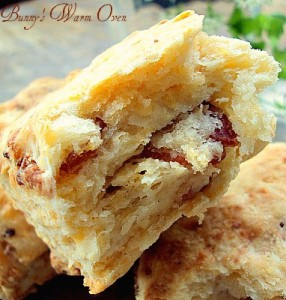 bacon biscuit recipe