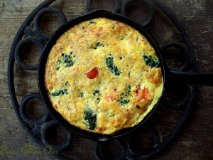A Frittata For Brunch