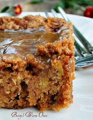 Mom's Best Apple Cake - Bunny's Warm Oven