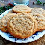 Grandma's Best Peanut Butter Cookies