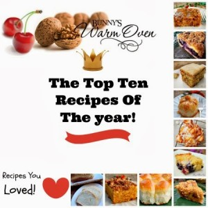 Best Recipes Of 2013!