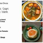 Four Fantastic Soups To Warm You This Winter!