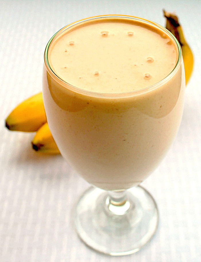 Nutty Monkey Smoothie