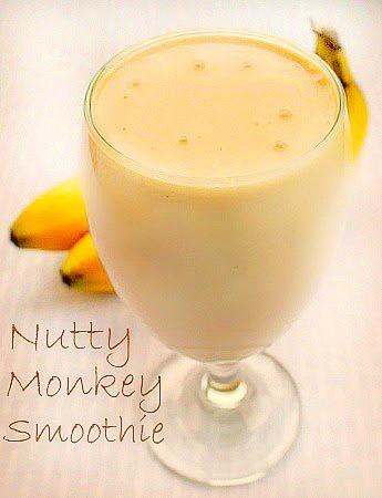 Nutty Monkey Smoothie