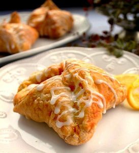 Ina Garten's Easy Cheese Danish