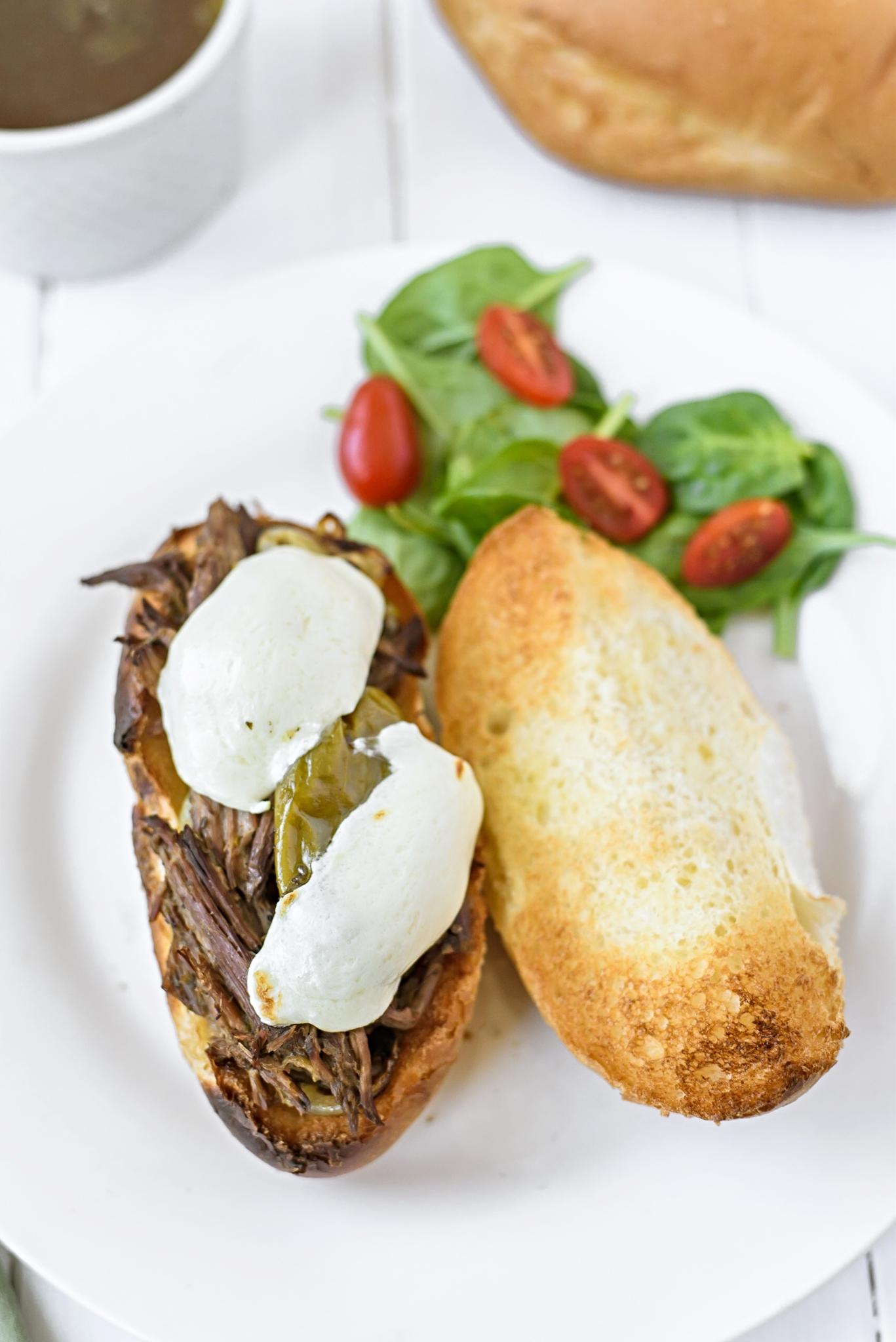 Pioneer Woman Italian Drip Beef