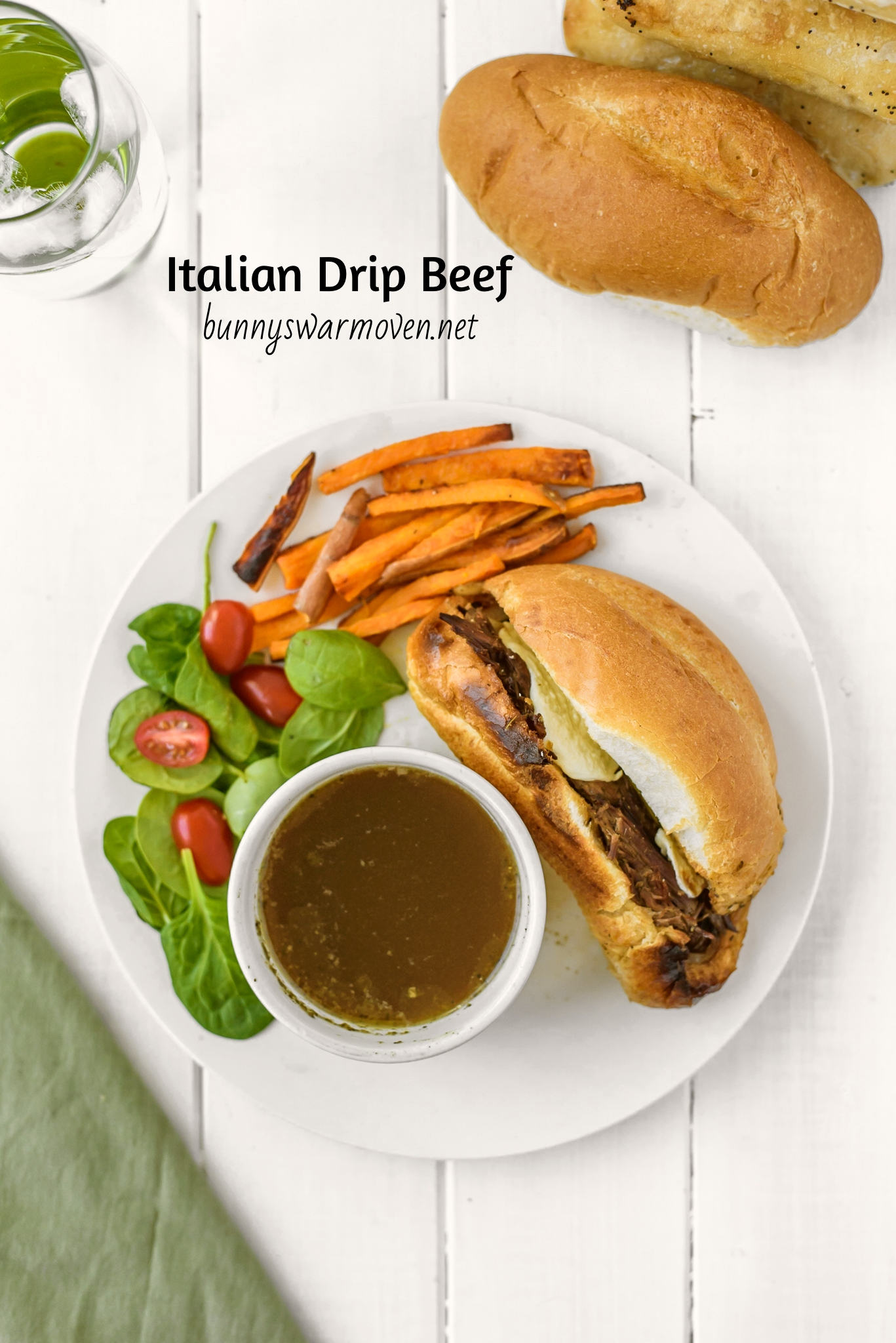 Pioneer Woman's Italian Drip Beef