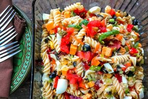 Pasta Salad My Way