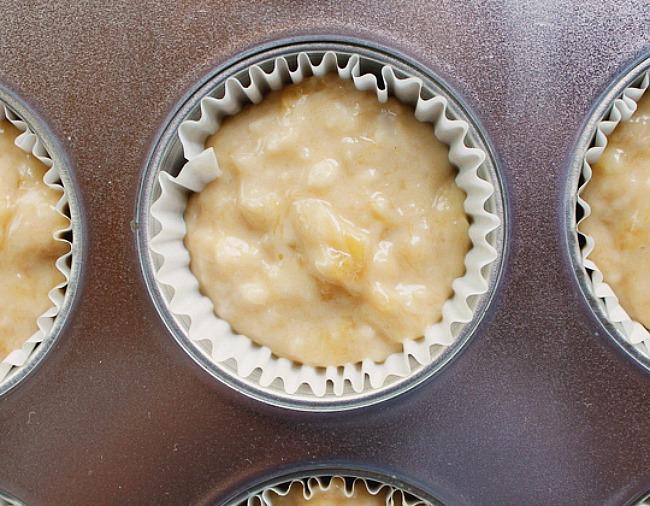 best banana muffins