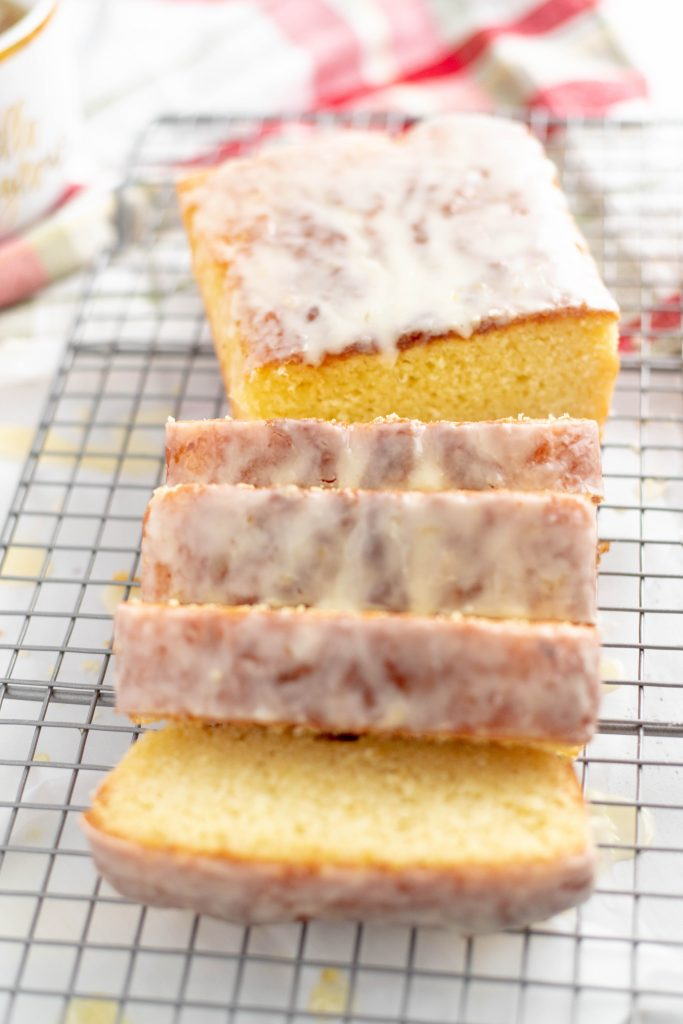 Orange Buttermilk Pound Cake - Bunny's Warm Oven