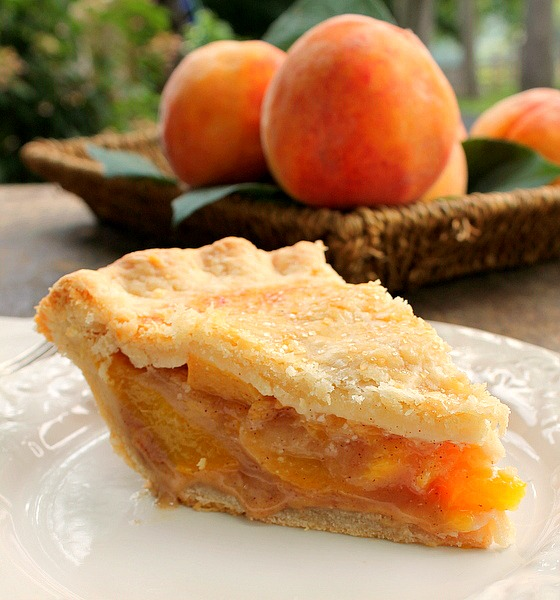 The Perfect Peach Pie - Bunny's Warm Oven