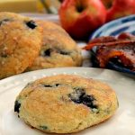 Blueberry Buttermilk Biscuits