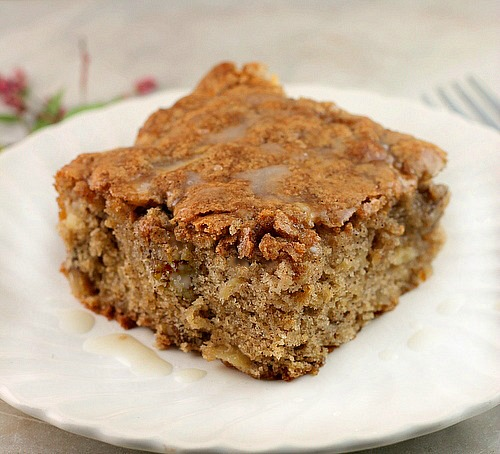 ... cake filled with apples and walnuts it s one of the best apple cakes i