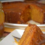Guest Post from Platter Talk…Slow Cooker Sticky Caramel Pumpkin Cake