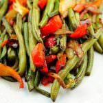 Green Beans Asian Style