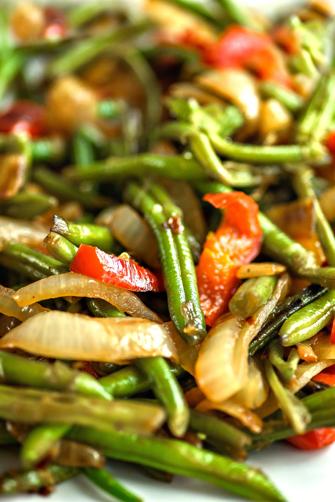 Green Beans Asian Style Bunny S Warm Oven