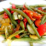 Vegetable Medley Italian Style