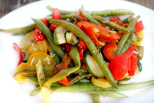 Italian Medley Vegetables