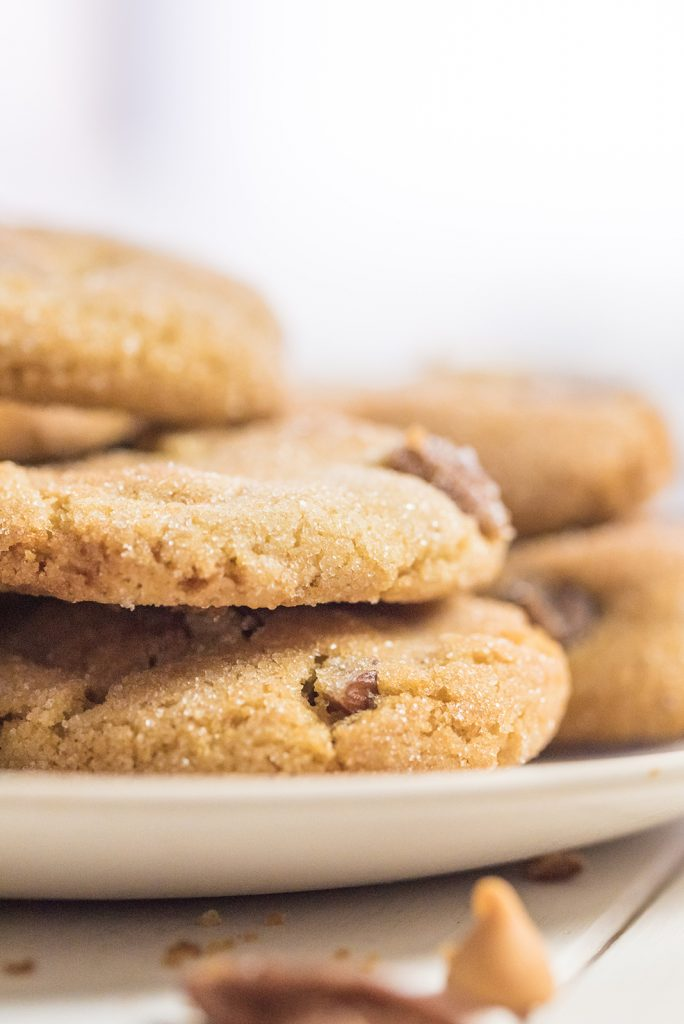 Sweet and Salty Butter Pecan Cookies