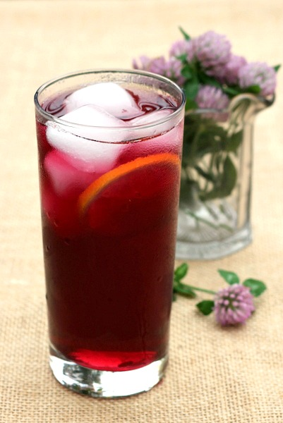 Blueberry Syrup Drink Mix
