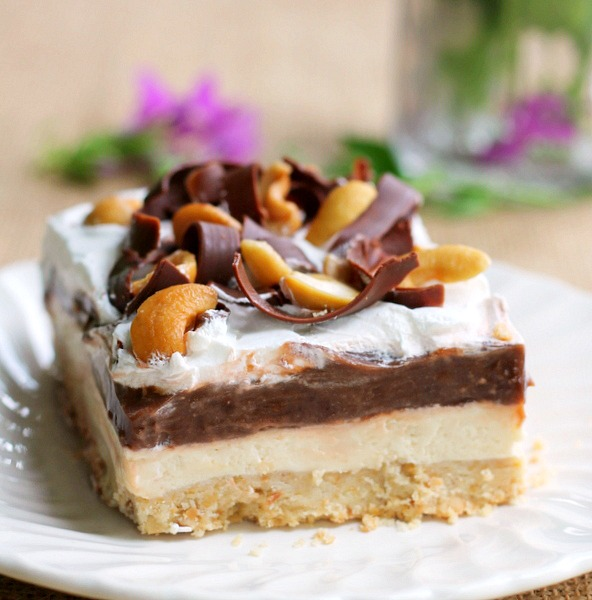 Chocolate Peanut Butter Dessert