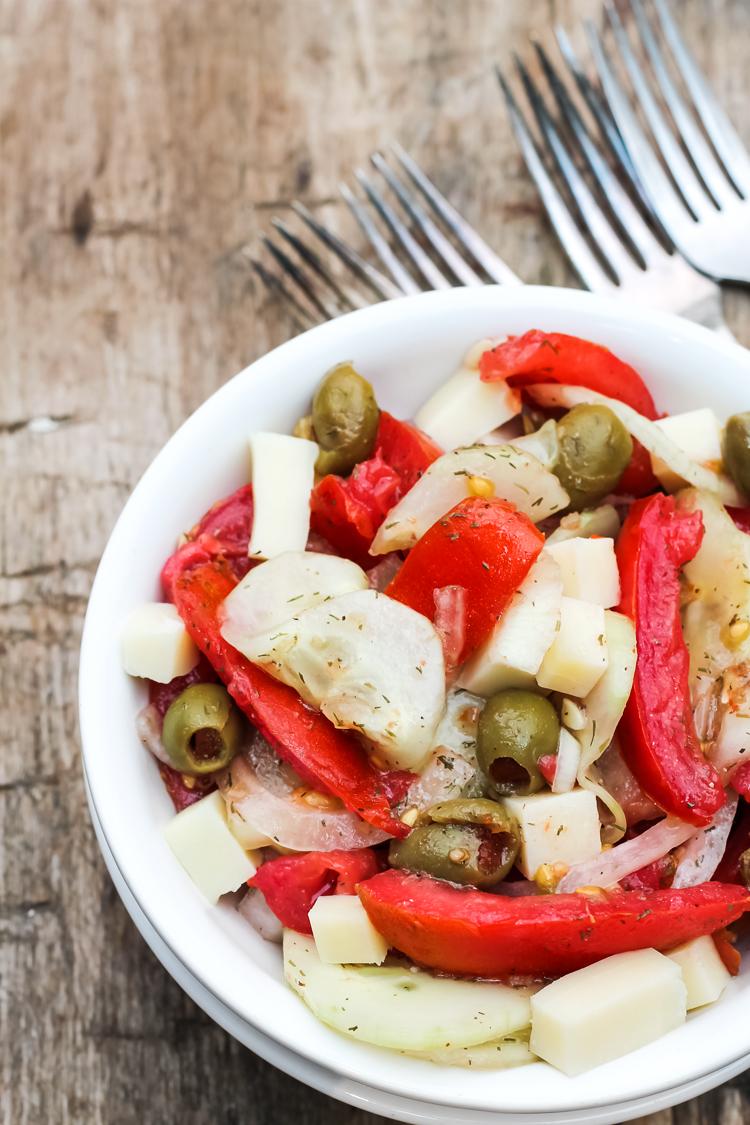 Summer Tomato Salads