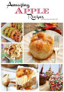 Amazing Apple Recipes