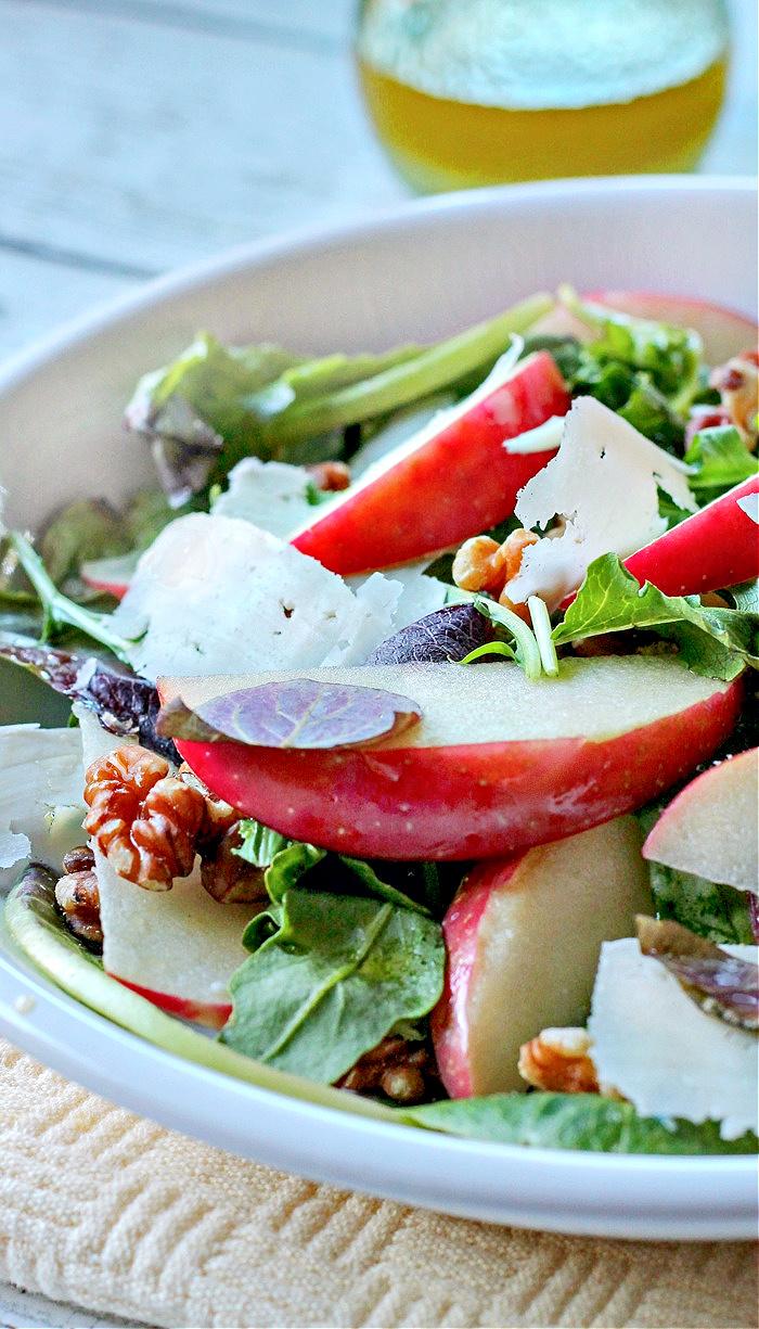 Apple Salad with
