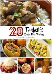 20 Fantastic Crock Pot Recipes
