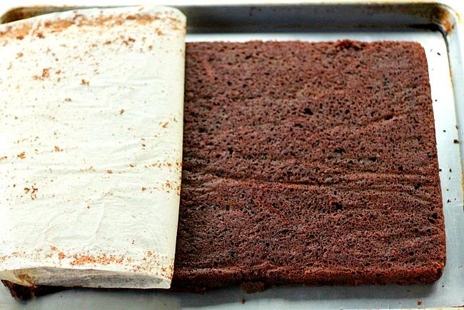 Almond Joy Chocolate Torte