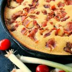 Buttermilk Bacon Cornbread