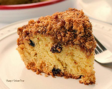 Quick Cream Cheese Coffee Cake