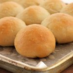 Buttermilk Dinner Yeast Rolls