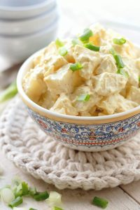 Spicy Mustard Potato Salad