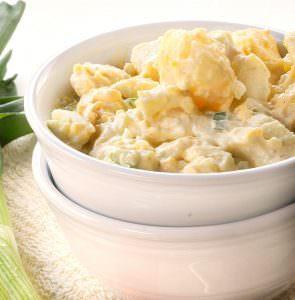Spicy Mustard Potato Salad