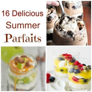 Summer Parfaits