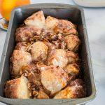 Cinnamon Pull Apart Loaf