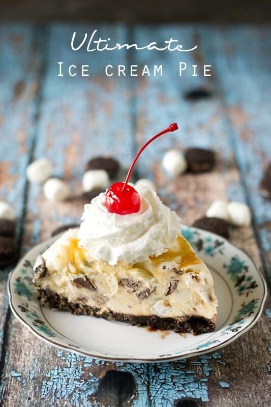 Ultimate Ice Cream Pie