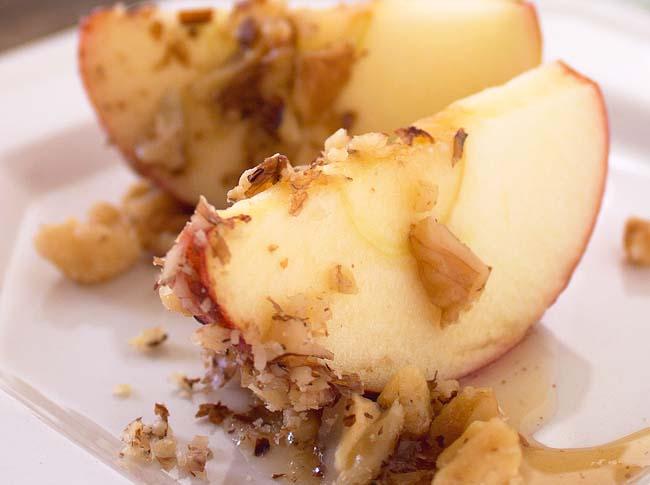 apple chips oven