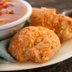 Cheddar Drop Biscuit